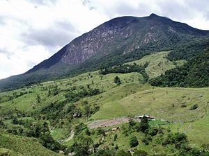 El Tamá National Park - Image: Cerro el Cobre