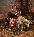 Cesare Detti - Don Quixote and Sancho Panza.jpg