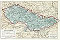 Ceskoslovensko mapa pro mirovou konf v Parizi 1919.jpg