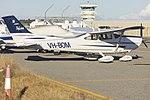 Cessna 182T Skylane (VH-BOM) at Wagga Wagga Airport.jpg