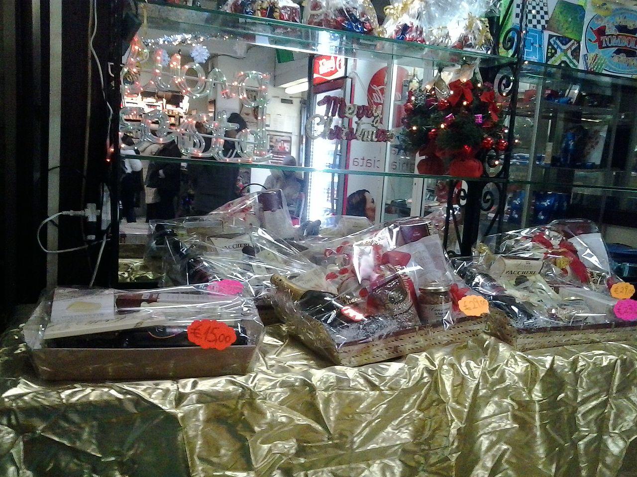 vendita cesti natalizi online dating
