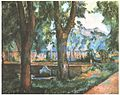 Cezanne - Basin und Waschplatz im Jas de Bouffan.jpg