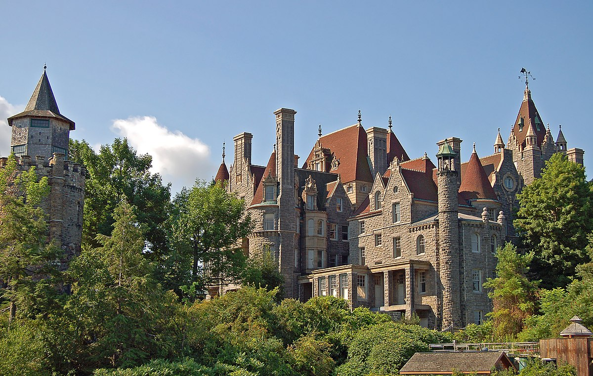 Boldt castle wikipedia for New home images