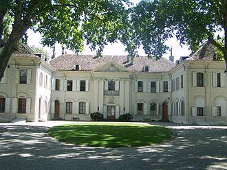 Crans-près-Céligny - Image: Château de Crans