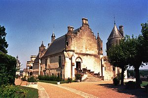Loches - The royal lodge