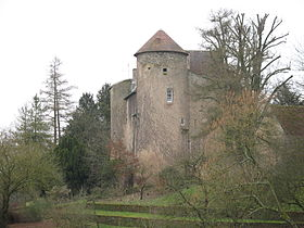 Image illustrative de l'article Château de Marcilly-la-Gueurce