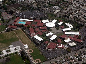 Chabot College - Image: Chabot College 07819