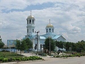 Ceadîr-Lunga - Church of Theotokos of Kazan in Çadır-Lunga