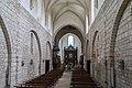 Chancelade - Abbaye de Chancelade - Nef de l'église.jpg