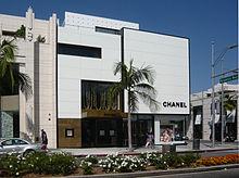 6004881c8cc Loja de Chanel en Rodeo Drive