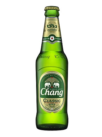 ThaiBev - New Chang Classic beer from 2015
