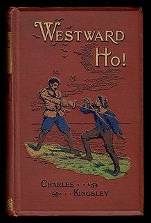 <i>Westward Ho!</i> (novel)