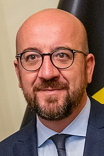 Belgian politician
