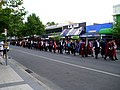 Charles Sturt University Town and Gown academic procession down Baylis Street (2).jpg