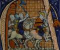 Charles de Lorraine repoussant Hugues Capet devant Laon.png