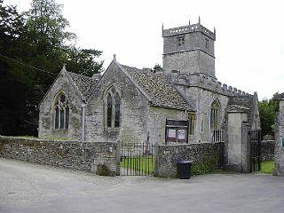Charlton, Brinkworth Human settlement in England