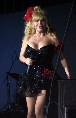 Charo - Charo performing in 2004