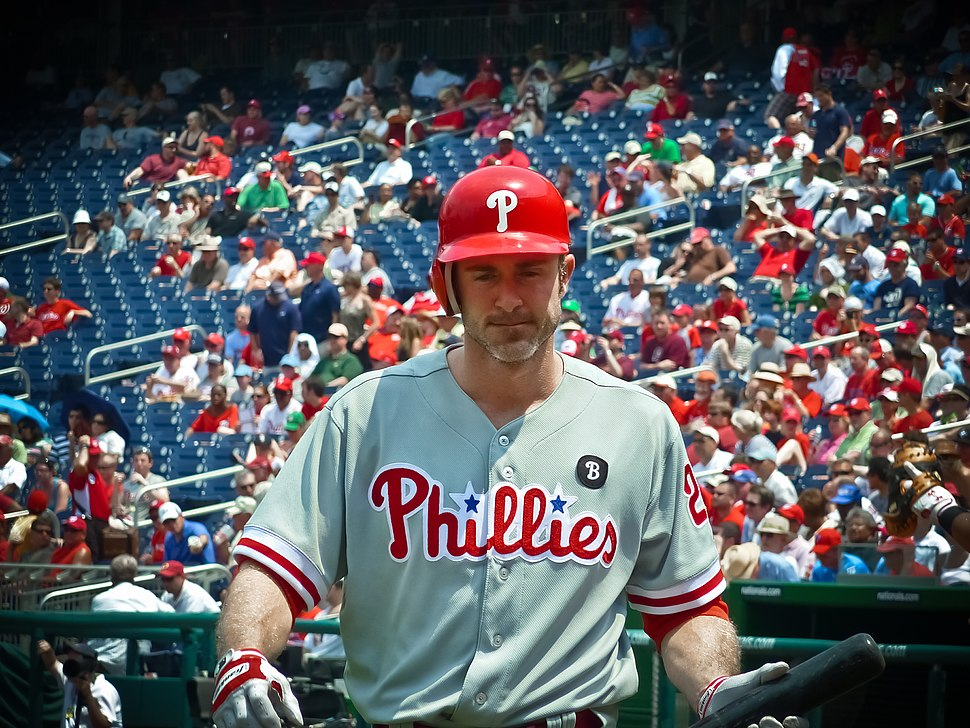 Chase Utley in 2011