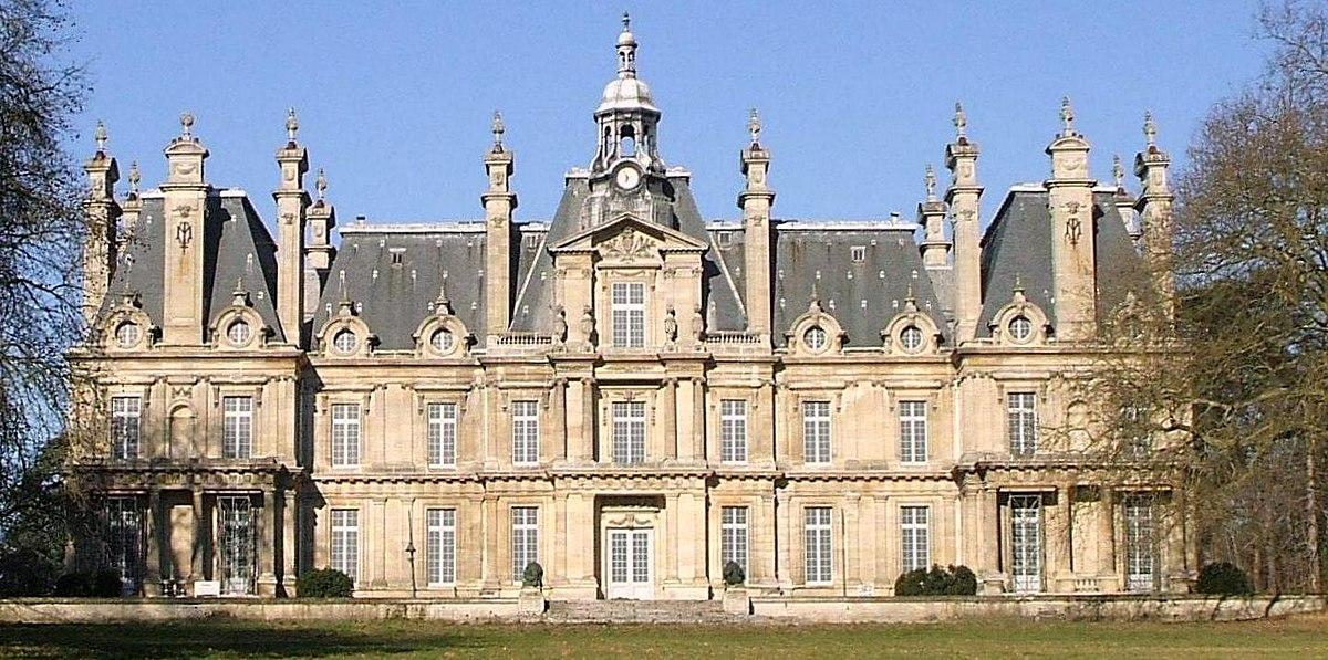 chteau de franconville wikipdia - Chateau Mariage Val D Oise