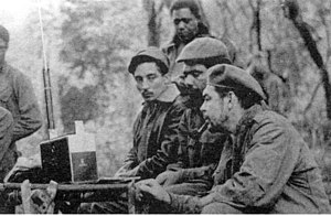 Propaganda in Cuba - Che Guevara Broadcasting