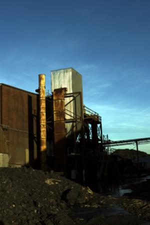 Chemetco - Chemetco refinery buildings