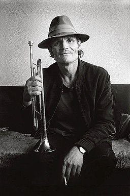 Listening to Chet Baker