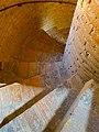 Chiesa di San Salvatore ad Chalchis cosiddetto Palazzo di Teodorico scale.jpg