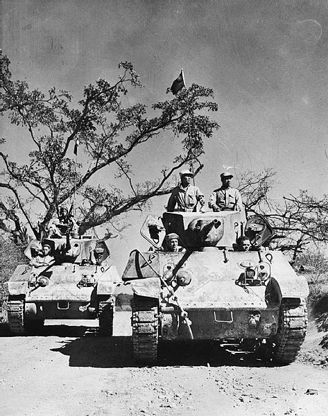 File:Chinese troops on Stuart tanks Ledo road.jpg