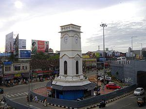 Chinnakada Clock Tower - Clock Tower in Chinnakada, Kollam city