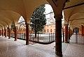 Chiostro dell'ex monastero di San Mattia - panoramio.jpg