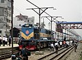 Chitra Express waiting at Joydevpur Station.jpg