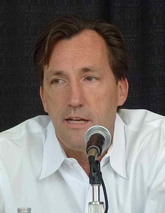Chris Dudley - Image: Chris Dudley at the NEBBHOF (cropped)