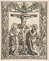 Christ on the Cross between the Virgin and Saint John MET DP816065.jpg