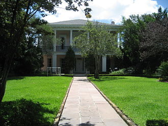 Audubon, New Orleans - Christian Roselius House in the Greenville Section