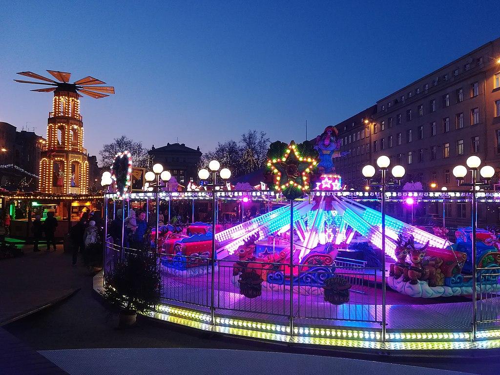 Christmas Market 2017 Poznan (7)