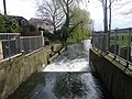 Chubb stream weir - geograph.org.uk - 1225113.jpg