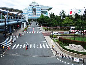 Chukyo Racecourse - Image: Chukyo Racetrack 01