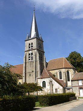 Church of Marles en Brie P1060844.JPG