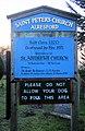Church sign - geograph.org.uk - 1143925.jpg