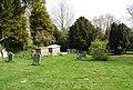 Church yard, All Saints Church, Old Heathfield - geograph.org.uk - 1248021.jpg