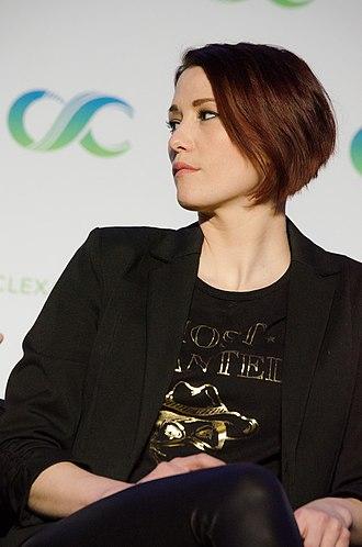 Chyler Leigh - Leigh in 2018