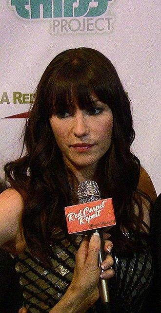 Chyler Leigh - Leigh in 2012