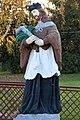 Cikó, Nepomuki Szent János-szobor 2020 07.jpg