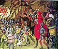 Cisneros en la Toma de Oran Juan De Borgoña 1514.jpeg