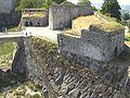 Citadelle de Besançon - Front royal - Demi-lune.JPG
