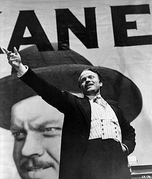 Sources for Citizen Kane - Orson Welles in Citizen Kane