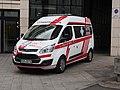 City Ambulance Krankenwagen in Saarbrücken Bild 1.JPG