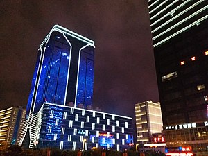 Dongsheng District - City center