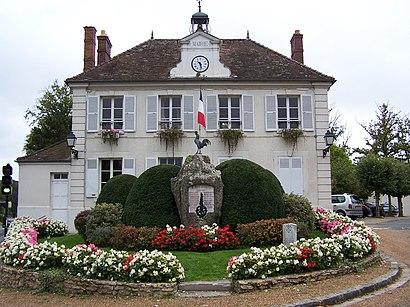 Comment aller à Clairefontaine-En-Yvelines en transport en commun - A propos de cet endroit
