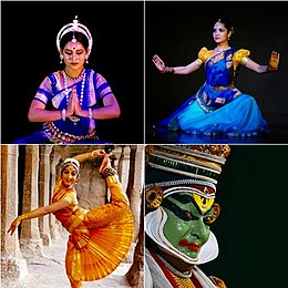 kinds of dances in india